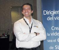 Fernando Esteban, country manager, México.