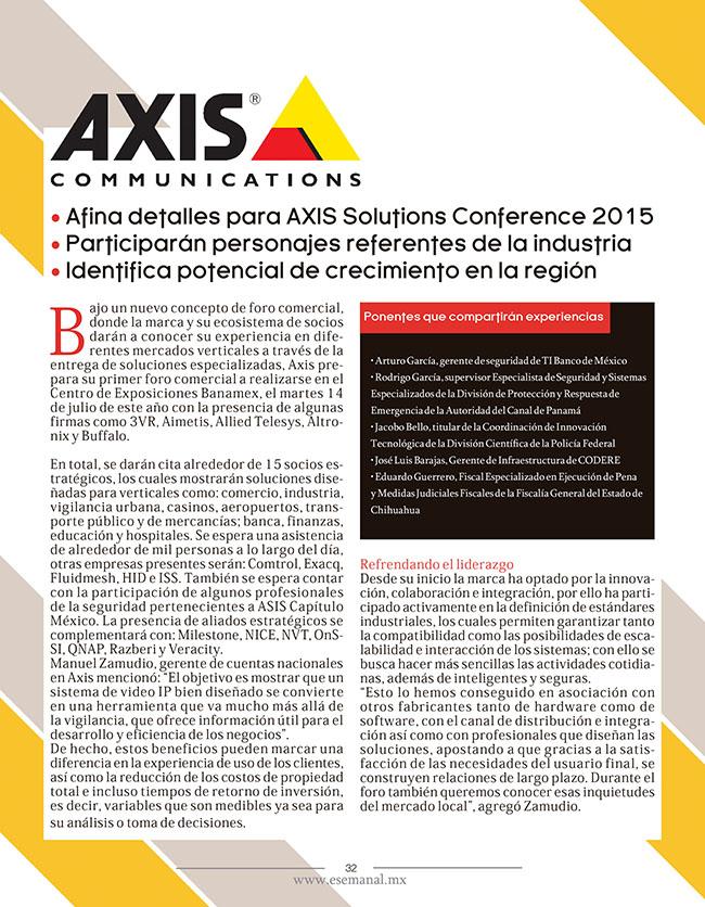PUBLI AXIS 1