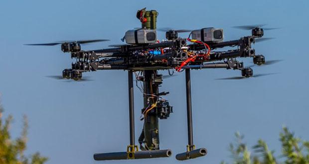 Rostec presenta innovaciones en drones