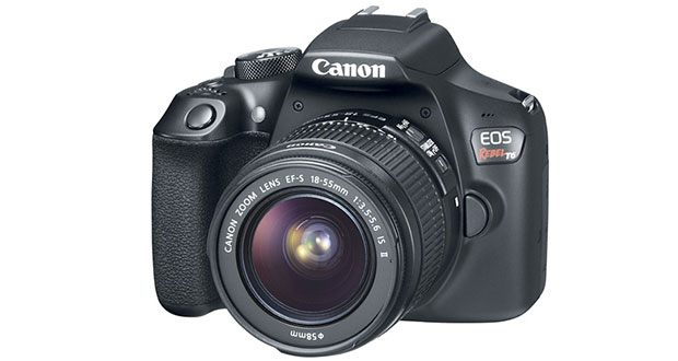 Rebel T6 de Canon