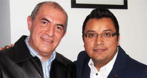 Alejandro Arellano y Carlos Martínez