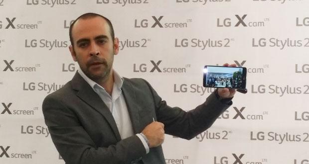 LG gama media