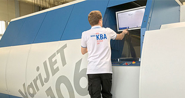 KBA y Xerox