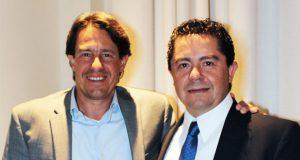 Raffaelo Piccolo y Gerardo Romero