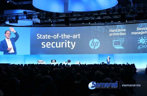 Global Partner Conference 2016 HP