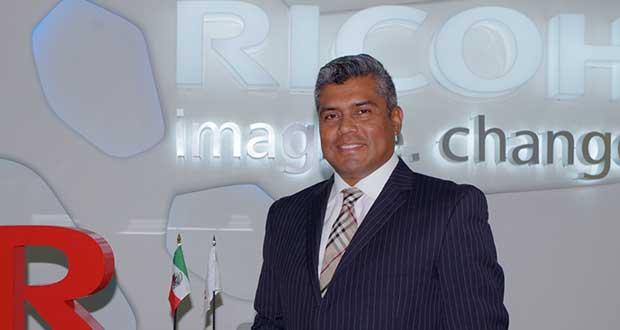 Jesús García Ricoh