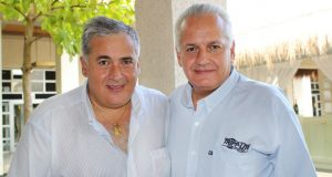 Juan Luis e Ignacio Tron