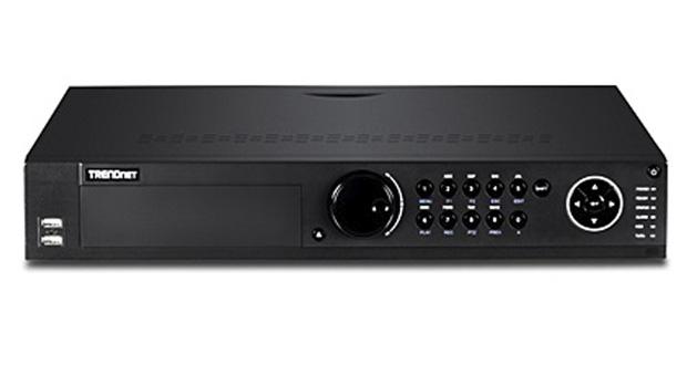 TRENDnet presenta videograbadora independiente de red con 32 canales