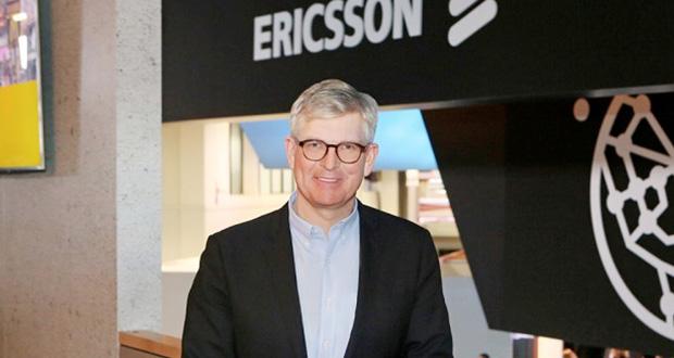 Oficial la responsabilidad de Börje Ekholm como presidente y CEO de Ericsson