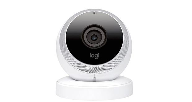 Logitech presentó Logi Circle Home Security Camera, una solución doméstica con una aplicación para celulares, cuya finalidad es mantener al usuario pendiente de la seguridad de la casa.