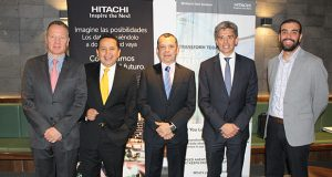 Nuevo rostro directivo en Hitachi Data Systems