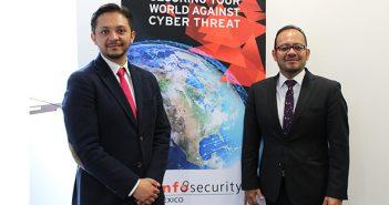 Todo listo para el foro anual Infosecurity Summit