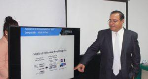 Capacitan vía web en almacenamiento Promise y Telsa Mayorista