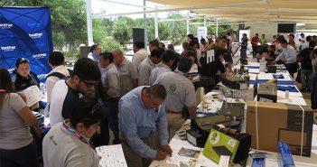 Clientes de las sucursales de León e Irapuato del mayorista participaron en evento llamado Rally Multimarcas, el pasado 5 de abril en el autódromo de León, Guanajuato.