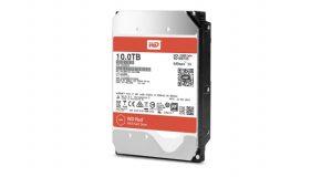 Con la presentación de dos nuevos modelos de 10TB optimizados tanto para el uso doméstico como para PyMEs, el fabricante anunció la ampliación de su catálogo de discos duros para NAS, Red y Red Pro.