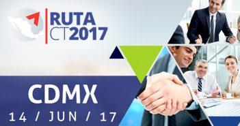 Ruta CT 2017 llegará a la CDMX