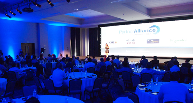 Belden congrega a canales selectos en el 3er Partner Alliance Summit 2017