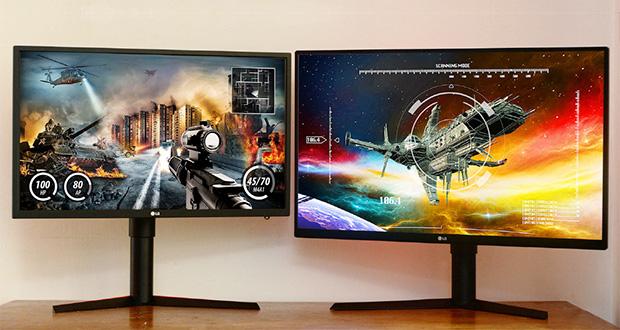 Dos nuevos monitores para gamers destacan de la muestra del fabricante a exhibir durante la feria de electrónica y electrodomésticos, IFA 2017, a desarrollarse en Berlín del 1 al 6 de septiembre del presente.