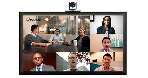 Integran dispositivos de voz y video Polycom con la plataforma Microsoft Teams