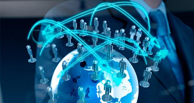 desde la red, la nube y el dispositivo
