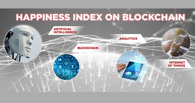 En la semana de la tecnología GITEX la compañía develó su Happiness Index on Blockchain (Índice de felicidad sobre cadena de bloques), una solución que muestra la forma en que las tecnologías, como las cadenas de bloques (blockchain), inteligencia artificial y analítica de datos avanzada, se pueden integrar para transformar la experiencia del cliente.