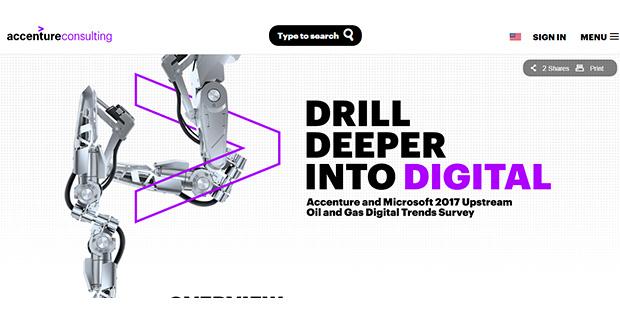 Líderes de la industria energética consideran que la digitalización ayudará a producir petróleo y gas más rápidamente