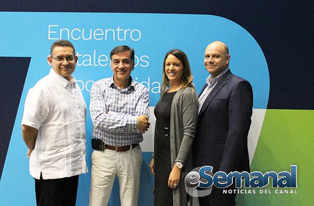 Tech Data realizó su evento anual sinergias. Durante la clausura del evento la marca reconoció a los mejores canales de toda América Latina. Aquí algunas imágenes de la premiación.