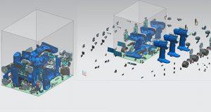 La colaboración se da en la impresión en 3D dentro de la producción industrial a través de la creación del módulo de software de Siemens, NX AM, para la impresora Multi Jet Fusion de HP, para fabricación aditiva.