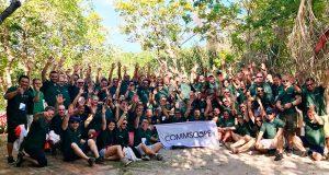 Por décimo año la compañía realizó su encuentro CALA Partner Challenge 2017 en Praia Do Forte, Bahia, Brasil, donde reunió a 45 de sus socios y cinco de sus distribuidores clave de la región. Al respecto, Matias Fagnilli, director de Ventas CALA en CommScope, señaló que el evento contribuyó a fortalecer la relación con los socios de negocio, a conocer de primera mano la estrategia para el siguiente año, y a informarse en cuanto a tendencias del negocio.