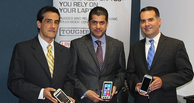 Panasonic da márgenes diferenciados con equipos Handheld