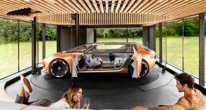 Los diseñadores de iluminación de Philips Lighting han colaborado con la empresa automovilística Renault en la creación de un auto y una casa inteligente. El autónomo y eléctrico Symbioz no es sólo un auto, sino que explora el futuro de la movilidad, interactuando con su ecosistema. Se trata de una extensión de la casa, señaló un comunicado.