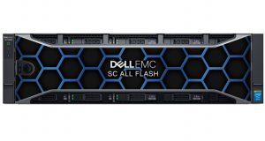 Con dos nuevo arreglos de almacenamiento SC All-Flash data junto con actualizaciones de software Unity, la empresa dijo expandir su portafolio de almacenamiento de rango medio para impulsar la eficiencia y los ahorros de costos para cargas de trabajo combinadas de bloques y archivos.
