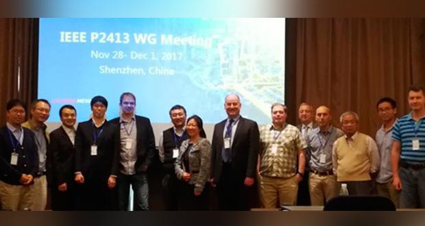 El planteamiento del fabricante abarca gestión de dispositivos, gestión de conexiones, habilitación de aplicaciones de las plataformas IoT y el análisis de big data. La exposición de ideas fue realizada en la reunión del grupo de trabajo IEEE P2413 (estándar para un marco arquitectónico para Internet de las cosas), celebrada en Shenzhen, China.