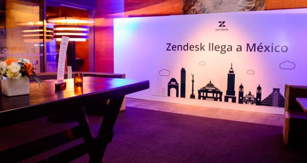 Abre Zendesk oficinas en México