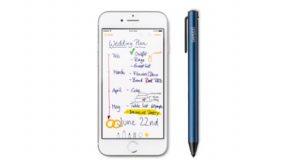 Mayor productividad para los dispositivos iOS y Android con el Bamboo Tip