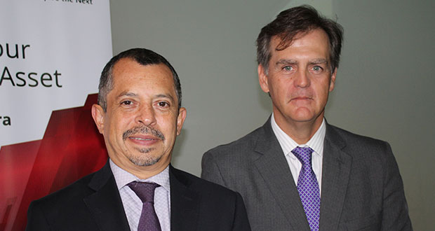 Con una expectativa de crecimiento a doble digito en 2018, el fabricante presentó a Sergio Severo como VP y director general en AL y Caribe, el cual destacó la solidez del mercado local a pesar del proceso electoral de este año, así como otros factores macroeconómicos. Su objetivo es capitalizar, con el canal, todo el potencial de negocio que representa toda la región.