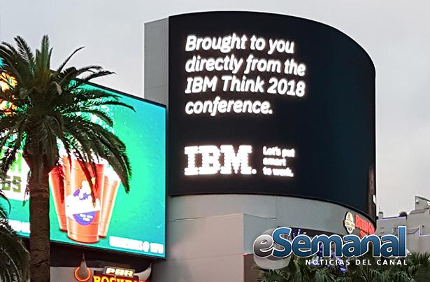 Socios tecnológicos y de negocio, así como clientes de IBM, se dieron cita en Las Vegas para conocer las tendencias y desafíos del nuevo entorno económico mundial, donde la inteligencia artificial tiene una gran relevancia.