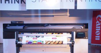 Canon da un paso adelante en impresión de gran formato