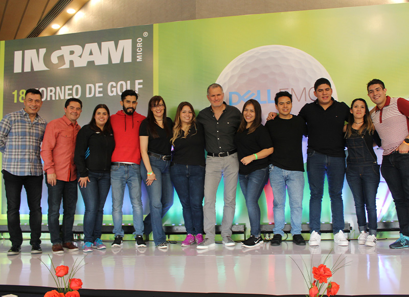 Torneo de golf Ingram Micro 2018