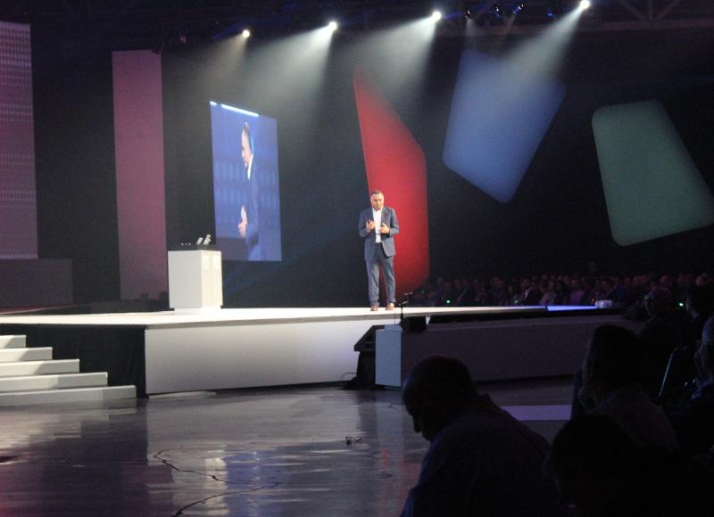 Nueva Orleans, Louisiana-9 de mayo, 2018. Durante el arranque de su convención anual, Nutanix dedicada a la oferta de software a nivel empresarial presentó sus nuevas soluciones para impulsar la nueva era multinube.