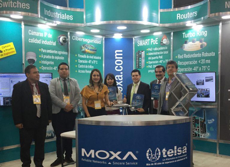 Moxa y Telsa potencializan el negocio del canal en video vigilancia