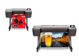 HP reinventa su portafolio de impresoras fotográficas de gran formato