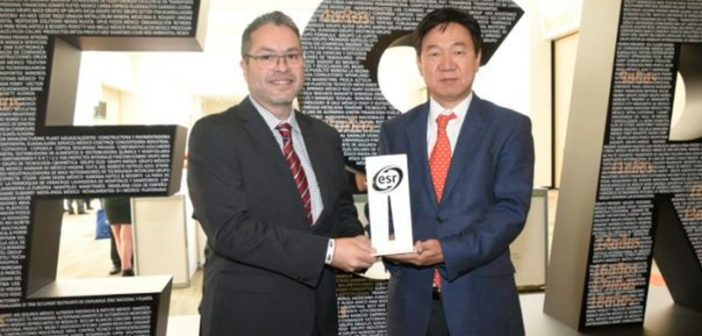 Samsung Electronics México es reconocida por su cultura socialmente responsable