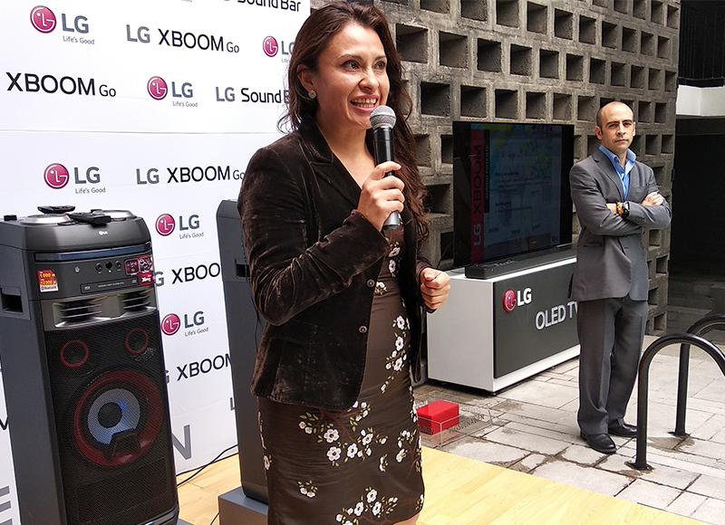 Potencia, calidad y conectividad distinguen a la nueva línea de audio de LG