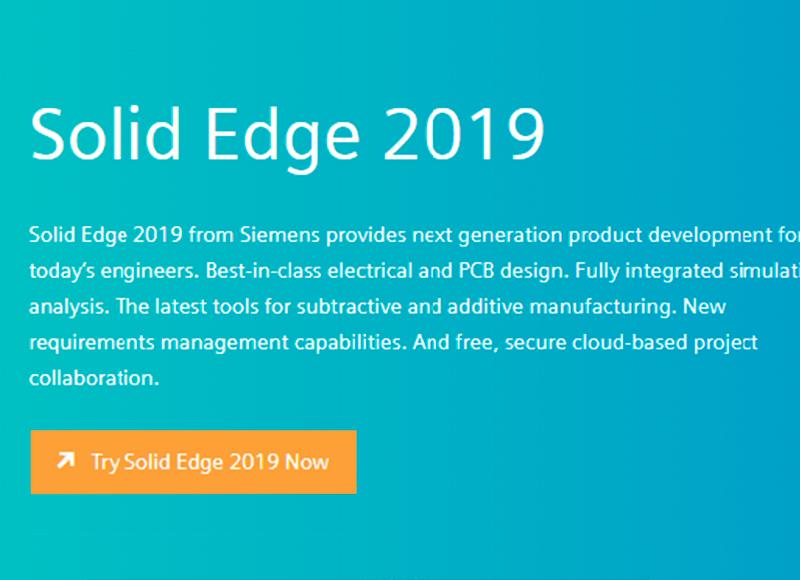 Solid Edge de Siemens PLM impulsa la innovación a través de nuevo portafolio integrado
