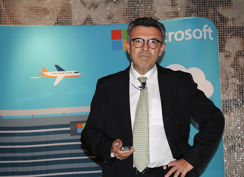 Cloud y AI son prioridades para nuevo director de Microsoft