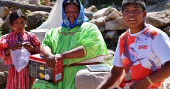 Ilumina Asolmex comunidades en la Tarahumara