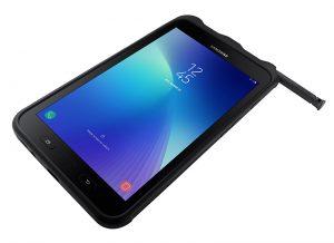 Destacan de la Galaxy Tab Active2 funcionalidad para el mercado corporativo