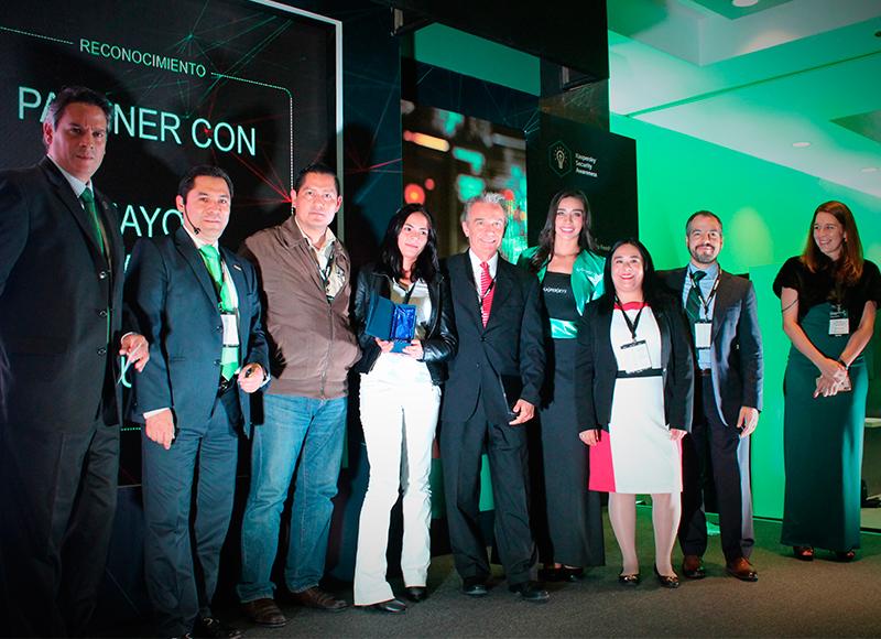 Kaspersky Lab reconoce la labor de sus socios de negocio