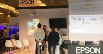 Epson presenta su tecnología de videoproyección en Bett Latin America 2018